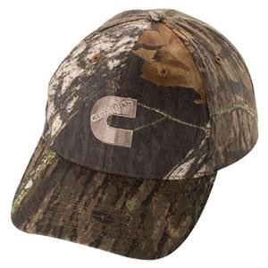 BALL CAP - CUMMINS MOSSY OAK CAP