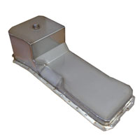 STAINLESS STEEL OIL PAN - SNO DEPOT ('94-'02)