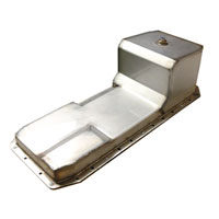 '03-'09 Dodge Cummins Stainless Steel Oil Pan