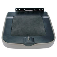 Dodge Ram Center Console Lid - Taupe