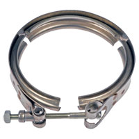 V-BAND CLAMP - EXHAUST DOWN PIPE-TO-CAST ELBOW ('03-'04)