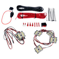 Universal Truck Bed/Cargo LED Lighting Kit