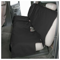 REAR SEAT PROTECTOR - COVERCRAFT ('09-'16, QUAD CAB) 60/40