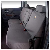 CARHARTT SEAT COVER - REAR - COVERCRAFT ('11-'21, CREW/QUAD - 60/40 W/O ARMREST)