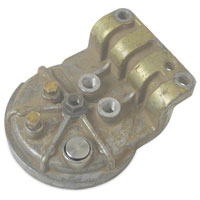 Dodge Cummins Diesel Fuel Heater Block-off Plug