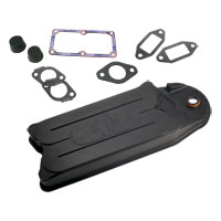 EGR CLEANING KIT W/FILTER ('13-'18, 6.7L CAB/CHASSIS)