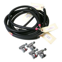 HEAVY DUTY BATTERY CABLE KIT ('94-'98)
