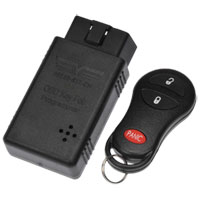 KEYLESS ENTRY REMOTE AND PROGRAMMER - DORMAN ('03-'05)