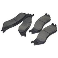 BRAKE PADS - MOPAR - FRONT ('09-'18, 2500/3500)