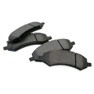 BRAKE PADS - MOPAR - FRONT ('09-'18, 1500)