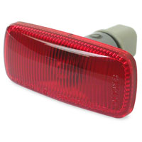 '10-'17 Dodge Ram DRW Fender Clearance Lamp - Red