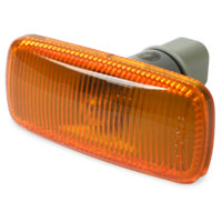FENDER CLEARANCE LAMP, AMBER - MOPAR ('10-'18, 3500 DRW)