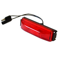 FENDER CLEARANCE LAMP, RED - MOPAR ('94-'02, 3500 DRW)