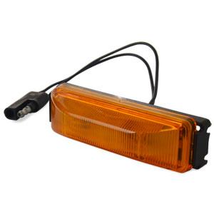 FENDER CLEARANCE LAMP, AMBER - MOPAR ('94-'02, 3500 DRW)