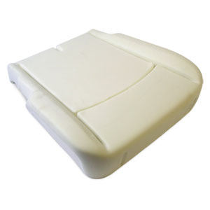 SEAT CUSHION - DRIVER SIDE - CLOTH/LEATHER/VINYL ('10-'19, 2500/3500)