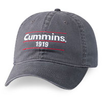BALL CAP - CUMMINS 1919