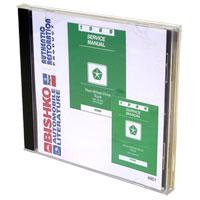 DODGE RAM FACTORY SERVICE MANUAL - CD ('89)