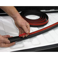 Dodge Ram Tailgate Seal Kit