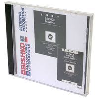 DODGE RAM FACTORY SERVICE MANUAL - CD ('91)