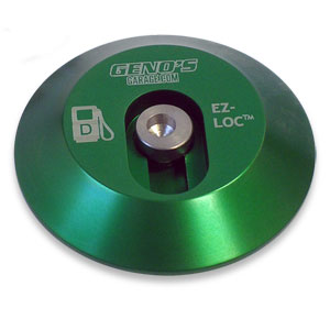 EZ-LOC GREEN LOCKING FUEL CAP ('13-'18, 2500/3500 & '14-'19, 1500 ECODIESEL  **PLEASE READ THE DESCRIPTION**)