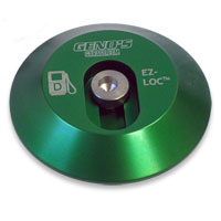 EZ-LOC GREEN LOCKING FUEL CAP ('13-'18, 2500/3500 & '14-'19, 1500 ECODIESEL) **PLEASE READ THE DESCRIPTION**