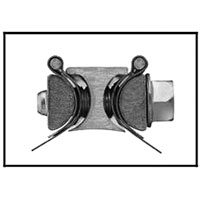 TorcTite Exhaust Pipe Clamp - 4 in. Dia.