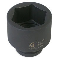 "IMPACT SOCKET - 1-7/8"" (3/4"" DRIVE - 6 POINT)"