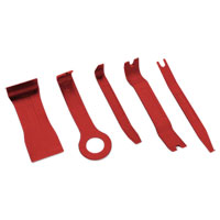 5-PC FASTENER/TRIM REMOVER SET