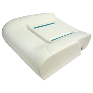SEAT CUSHION - PASSENGER SIDE - CLOTH, VINYL & LEATHER ('94-'97, 2500/3500 STD/EXT. CAB)