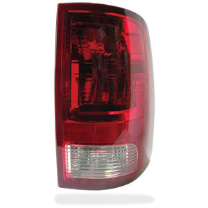 TAIL LIGHT - NON-LED - PASSENGER - MOPAR ('10-'18, 2500/3500)