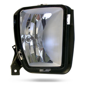 FOG LIGHT - PASSENGER SIDE - DEPO ('13-'18, RAM 1500)