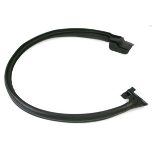 DOOR WEATHER STRIPPING - VERTICAL REAR DOOR SEAL - PASSENGER SIDE ('98-'02, QUAD CAB)