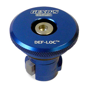 EZ-LOC LOCKING DEF CAP ('13-'18, 2500/3500 & '14-'19, 1500 ECODIESEL)