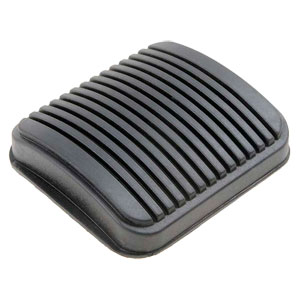BRAKE AND CLUTCH PEDAL PAD - DORMAN ('03-'18)