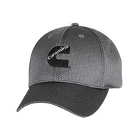 BALL CAP - CUMMINS TITANIUM