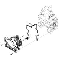 '03-'18 Dodge Diesel Gear Housing to Engine Block Gasket