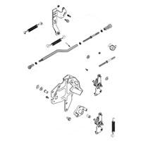 '94-'98 Dodge Cummins Diesel Throttle Linkage Kit