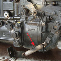 '94-'98 Dodge Cummins Diesel Standard Throttle Linkage Spring
