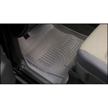 WEATHERBEATER - FRONT/REAR LINER KIT ('09-'18, 1500 QUAD CAB)