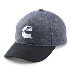 "BALL CAP - ""CUMMINS C"" - HEATHERED"