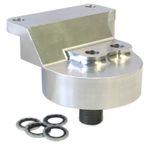 replacement fuel filter head kit