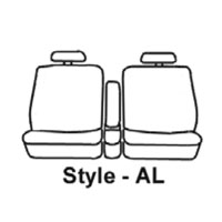 Covercraft Seat Cover Style AL