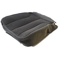 OEM FABRIC BOTTOM SEAT COVER - PASSENGER SIDE ('03-'05, 2500/3500 ALL CABS, SLT)