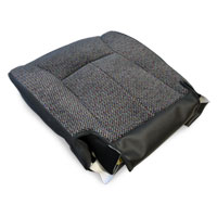 98-02 Dodge Ram Standard Cab Bottom Seat Cover - Driver Side