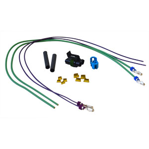 WASTEGATE SOLENOID REPAIR HARNESS CONNECTOR KIT - MOPAR (04.5-07, 5.9L)