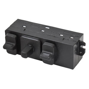 6-WAY POWER SEAT SWITCH, DRIVER SIDE - MOPAR ('94-'02 & '04-'09)