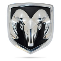 GRILLE EMBLEM - MOPAR ('06-'09, 1500/2500/3500)