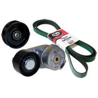 ACCESSORY BELT DRIVE KIT - GATES ('03-'12)
