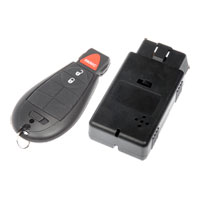 PROGRAMMABLE KEYLESS ENTRY REMOTE ('11-'12)