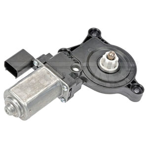 WINDOW LIFT MOTOR - DRIVER SIDE FRONT - DORMAN ('10-'18)